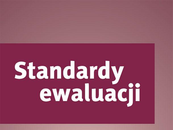 Standardy ewaluacji